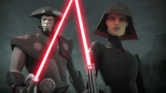 This Star Wars Video Explores the Dark Fortress of Darth Vader's Inquisitors