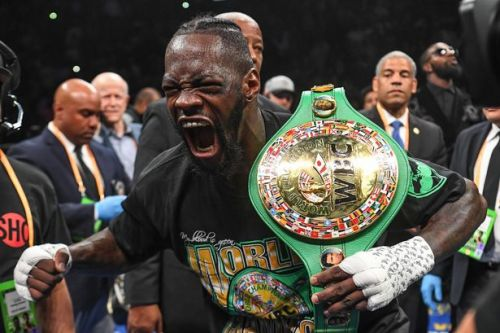 Boxing News: Deontay Wilder vs Anthony Joshua and Tyson Fury to be announced