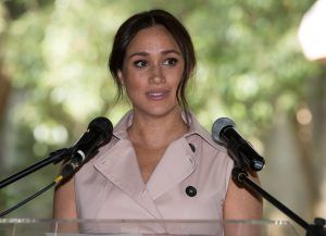 Meghan Markle just sent an important message to young girls everywhere