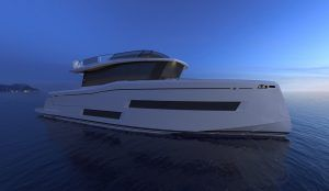 Long-distance cruising in luxury: Introducing the new Pardo Endurance 60