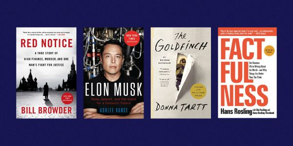 Here are the 22 books our 2019 Rising Stars of Wall Street think everyone should read