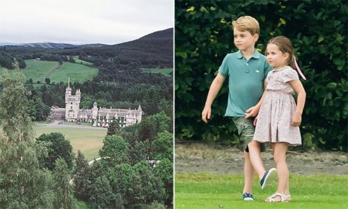 What royal children get up to at Balmoral: from country sports to wild adventures