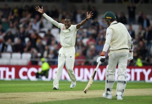 Jofra Archer reacts to Dale Steyn comparisons and reveals message from South Africa legend