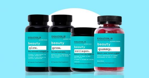 We got a doctor's take on the new Bobbi Brown wellness supplements