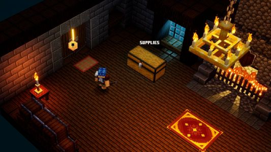 Minecraft Dungeons artifacts guide