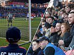 What ARE they thinking? Business as usual in Belarus as Minsk derby is played in front of full crowd
