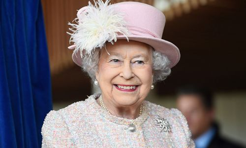 The Queen's sweet Easter gifts revealed