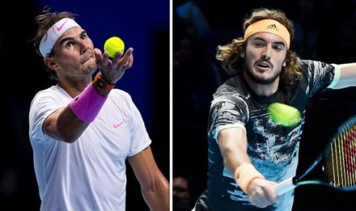 Rafael Nadal vs Stefanos Tsitsipas free live stream: How to watch ATP Finals at no cost