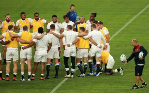 England vs Australia, Rugby World Cup 2019 - live score and latest quarter-final updates from Oita