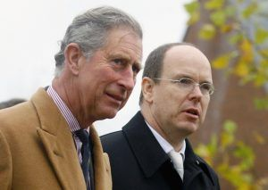 Prince Albert has addressed the rumours that he may have infected Prince Charles with coronavirus