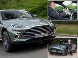 First drive of Aston Martin's £158,000 DBX SUV