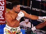 Joe Joyce STOPS Daniel Dubois to win their heavyweight battle of Britain