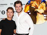 Strictly's AJ Pritchard says he wants to be the next Ant and Dec with brother Curtis