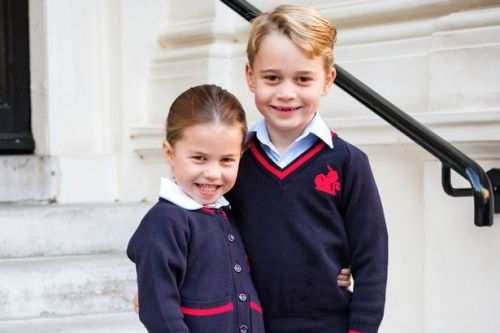 How Princess Charlotte has a special connection with her teacher