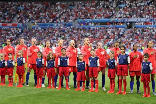 USWNT's equal pay suit will go to trial in 2020