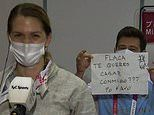 Tokyo Olympics: Argentina fencer gets ENGAGEDas her coach proposes 11 years after first asking