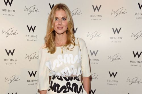 Donna Air tests positive for coronavirus but in 'good spirits' as she self-isolates