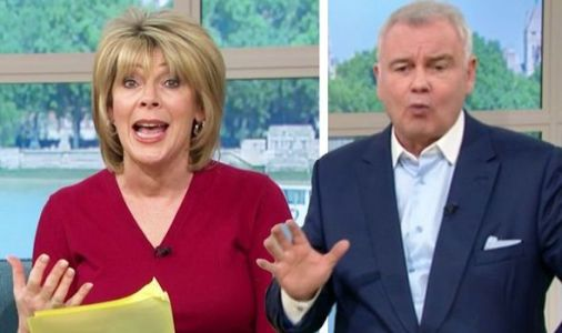 'Not a fake marriage!' Eamonn Holmes and Ruth hit out at ignoring social distancing advice