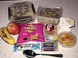 Wife is slammed for packing her tradesman husband's lunch before work every morning