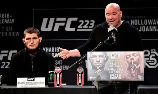 UFC to make Khabib Nurmagomedov announcement today ahead of Conor McGregor fight