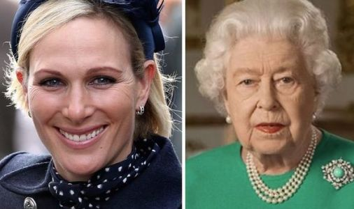 Zara Tindall reaction: How Zara responded to Queen's heartfelt speech