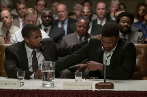 Jamie Foxx and Michael B Jordan movie Just Mercy is made free to rent in US for month of June amid anti-racism protests