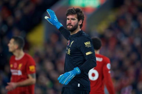 Liverpool's next two big goalkeeping hopes - and Alisson's role in their tough journey