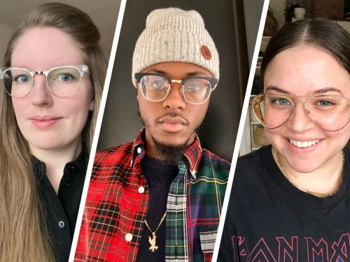 Meet Westward Leaning, a gender-neutral eyewear brand that makes it easy to buy cool prescription glasses online