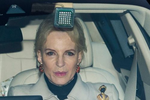 Meghan Markle was convinced Princess Michael of Kent 'sent message' with brooch