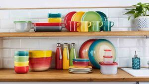 Lidl's new bargain rainbow cookware is the spitting image of Le Creuset