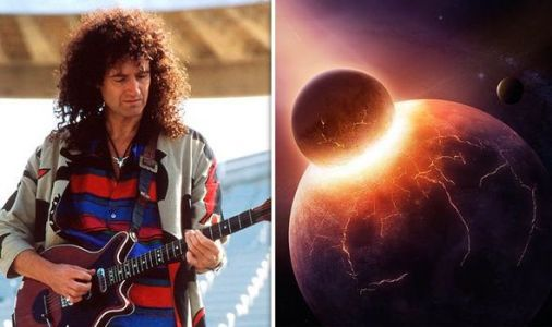 Asteroid shock: Queen guitarist Brian May brilliantly explains ambitious Earth-saving plan
