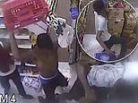NYPD searching for six teens seen pummeling a young boy in a Brooklyn deli
