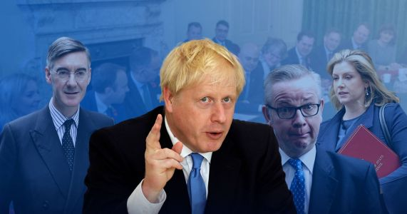 Who are set to be main players in Boris Johnson's new cabinet?
