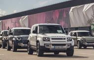 Coronavirus: Jaguar Land Rover lends 160 cars to Red Cross, NHS