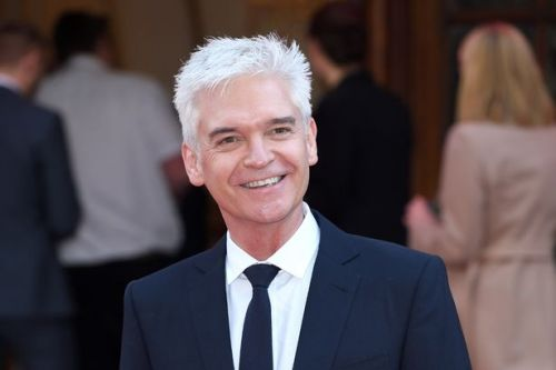 Phillip Schofield gets asked out for dinner by Reverend Richard Coles