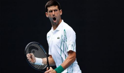 Novak Djokovic overcomes blustery conditions to beat Tatsuma Ito at Australian Open