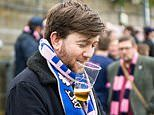 Drinking alcohol in stands could return for the first time since 1985