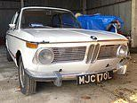 Car-mad Jamiroquai singer Jay Kay puts 1972 BMW that he learned to drive in up for sale for £5,000