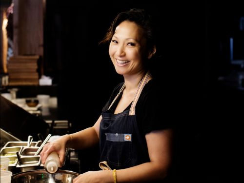 Minneapolis' 'best chef in the Midwest' brought New York-style cuisine to the Twin Cities, and has since launched 3 restaurant chains and racked in millions in revenue. Here's how she did it