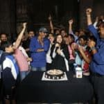 Surprise party thrown for Bhumi Pednekar after recent successes