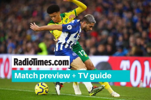 Norwich vs Brighton LIVE: Live stream, TV channel, kick off time and team news for TODAY'S Premier League clash
