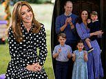 Kate Middleton jokes her children are 'bottomless pits' and she's a 'constant feeding machine'
