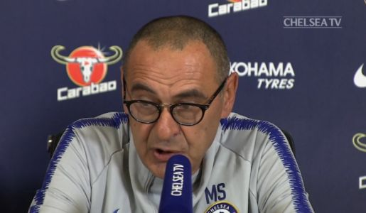 """Player-by-player, they are the best team in the league"" - Maurizio Sarri attempts to pile pressure on Jose Mourinho with squad strength comments"
