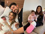 Soft tissue sarcoma: Georgie Kats welcomes first child, battles rare cancer and loses leg at 32