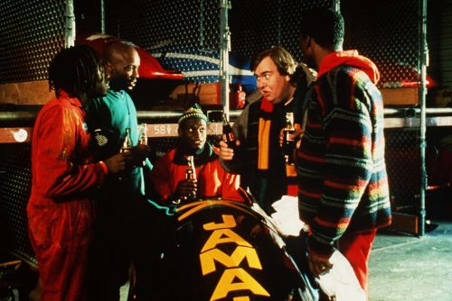 Cool Runnings' famous bobsled stolen from Calgary Bar despite being suspended 20ft off ground