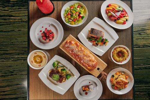 The UAE's First Kosher Restaurant Will Be Located In The Burj Khalifa
