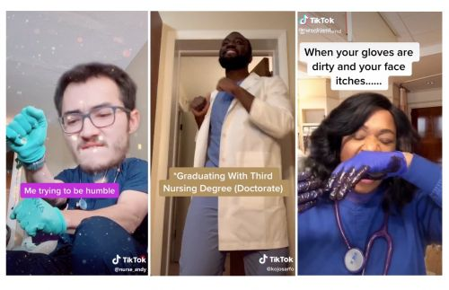 The 9 best nurse TikTok accounts to follow right now for great health tips and a good laugh