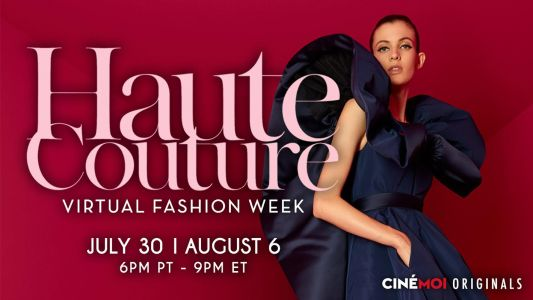 Haute Couture Fashion Week FW 20/21