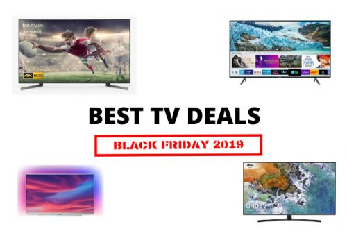 Best Black Friday TV deals - from half price off to free TV bundles