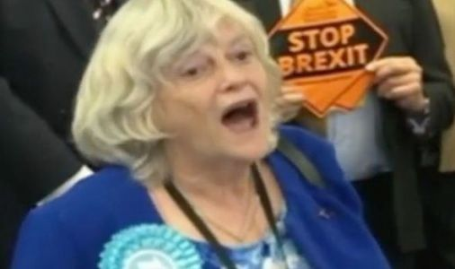 Ann Widdecombe claims Brexit Party VICTORY to wipe out Tories and Labour in South West